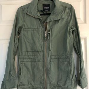 Madewell Passage Army Jacket